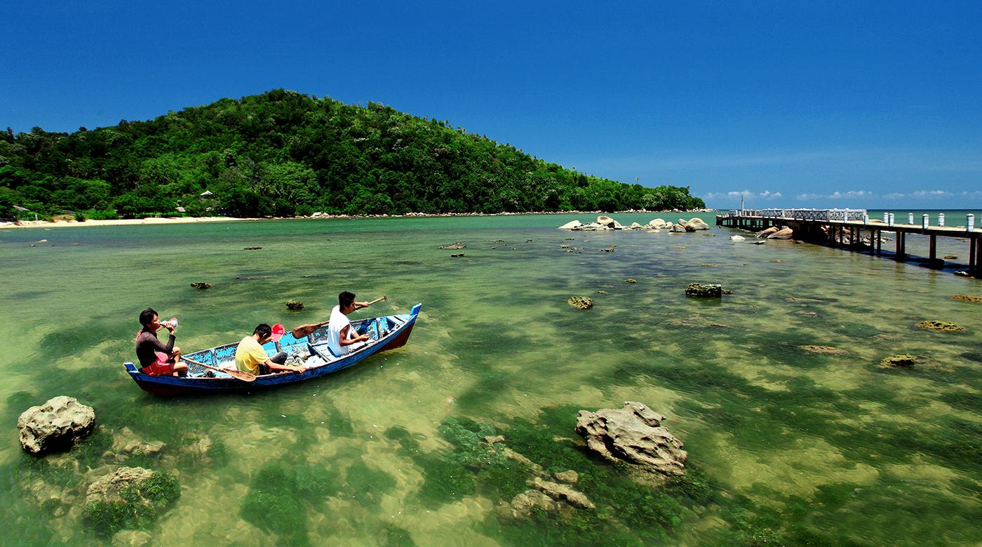 Pontianak Pulau Simping Singkawang Wisata Pecinta Fotografi